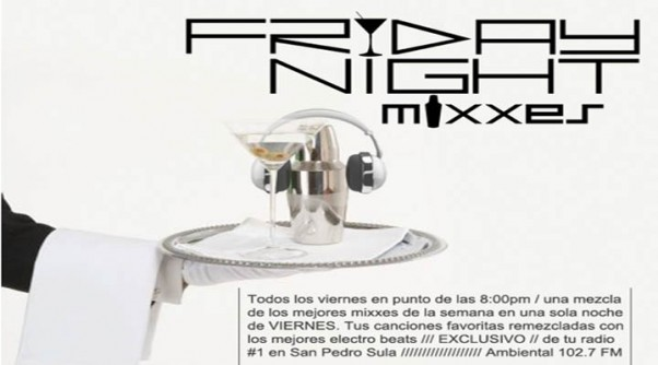 fridaynightmixes